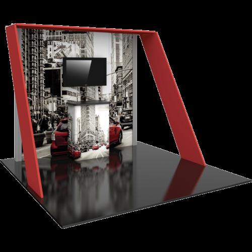 10′ HP07 Hybrid Modular Display Kit left view
