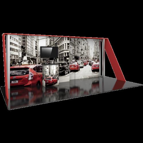 10×20 HP15 Modular Display Kit left