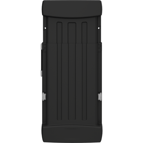 banner stand case front