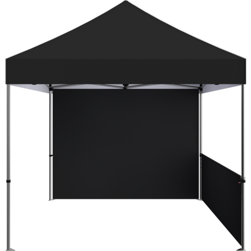 Printed Full Wall for 10′ Outdoor Tent front with separate half wall sold separately