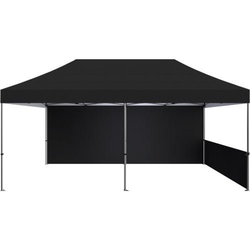 Printed Full Wall for 20′ Outdoor Tent front
