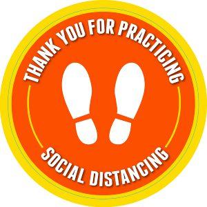 SocialDistanceCircle_Orange_12D