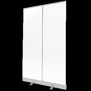 47.25 Retractable Banner Shield right