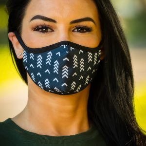 Women's Southwest Face Covering front