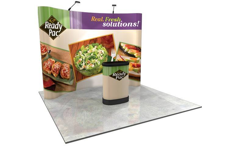 trade show display replacement graphics